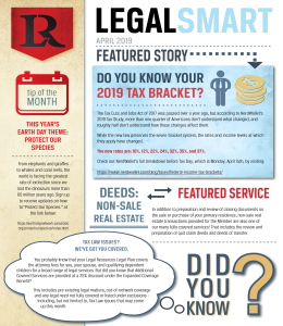 LegalSmart April 2019
